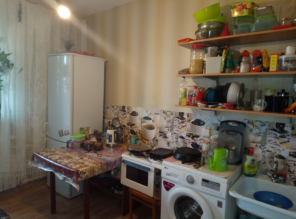 Красноярский край, Сосновоборск, ул. Ленинского Комсомола, 40 3
