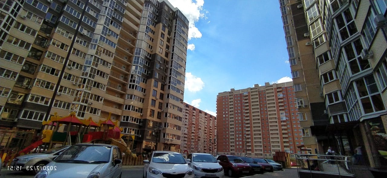 г Краснодар, Душистая, д.79 лит.4 35,51 м²