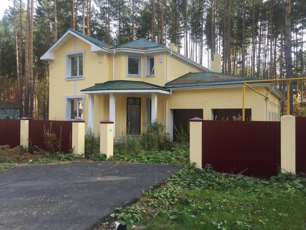 Свердловская область, Сысертский, Сысерть