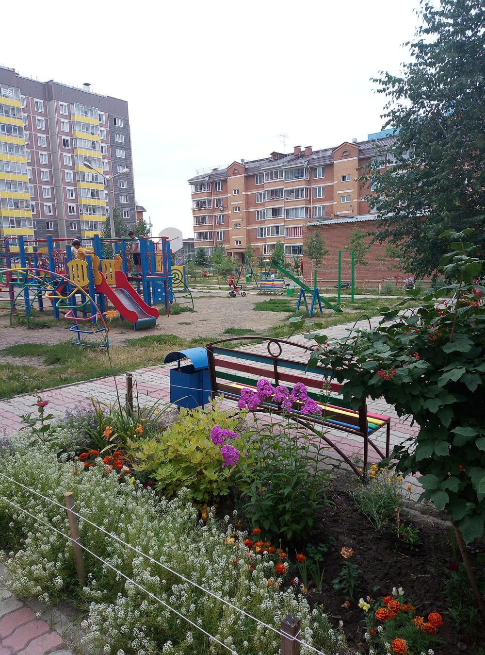 Красноярский край, Сосновоборск, ул. Весенняя, 12