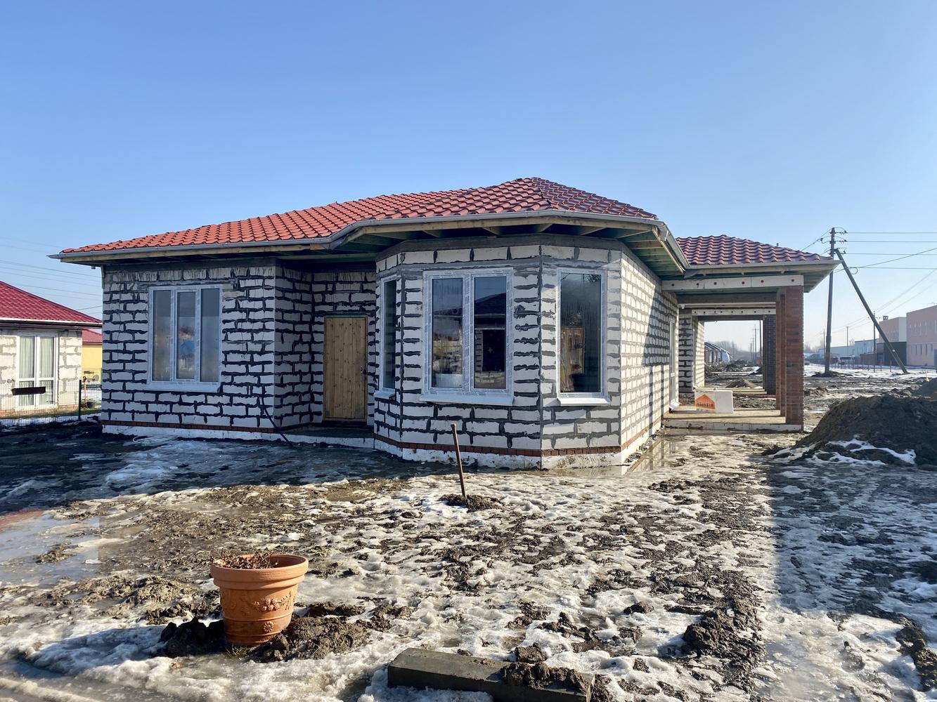 Продажа дома, 101м <sup>2</sup>, 6 сот., Калининград