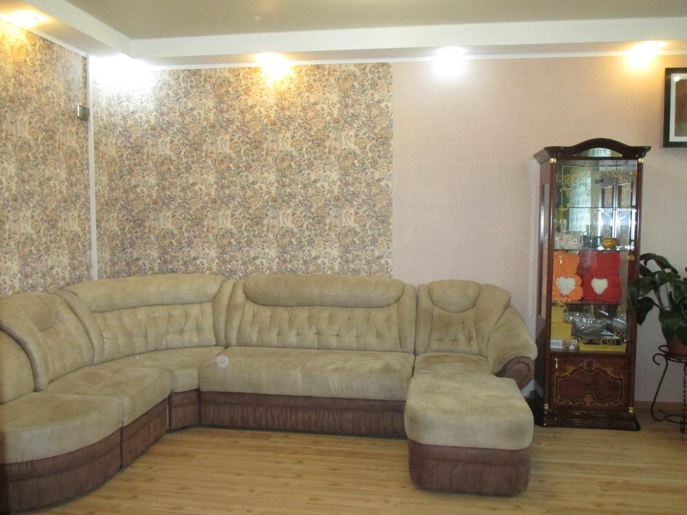 Фото: Продается 4 комнатная квартира с хорошим дорогим ремонтом