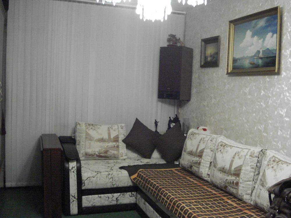 Продаётся теплая 2-комнатная квартира