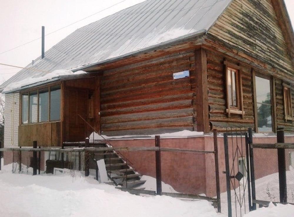 Бревенчатый дом 100 кв.м. + цокольный