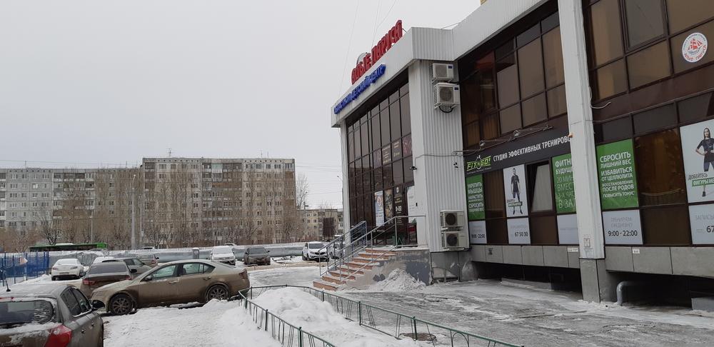 Тюменская область, Тюмень, ул. Пермякова, 59 6