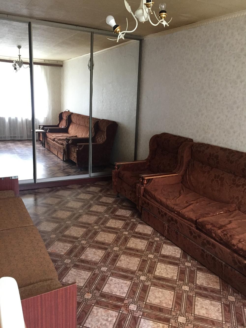 Сдам 1-комнатную квартиру в городе Саратов, на улице Станционная, 9, 2-этаж 5-этажного Кирпич дома, площадь: 35/0/0 м2