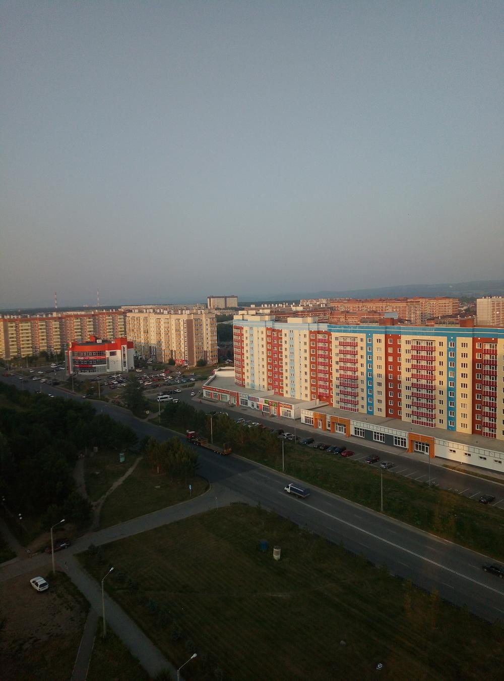 Красноярский край, Сосновоборск, ул. Ленинского Комсомола, 40 9