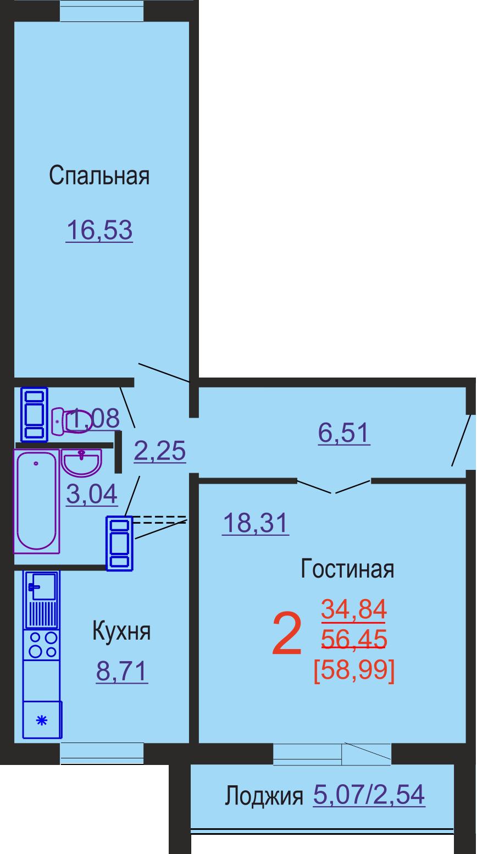 Челябинская область, Челябинск, ул. Новороссийская, 25А