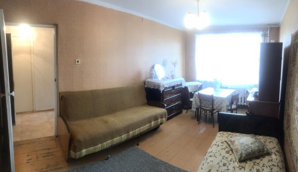 1-комнатная квартира, Пролетарский, Центральная ул., д. 22А