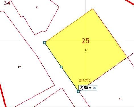 Фото: Продаем земельный участок 25 соток под строительство жилого дома