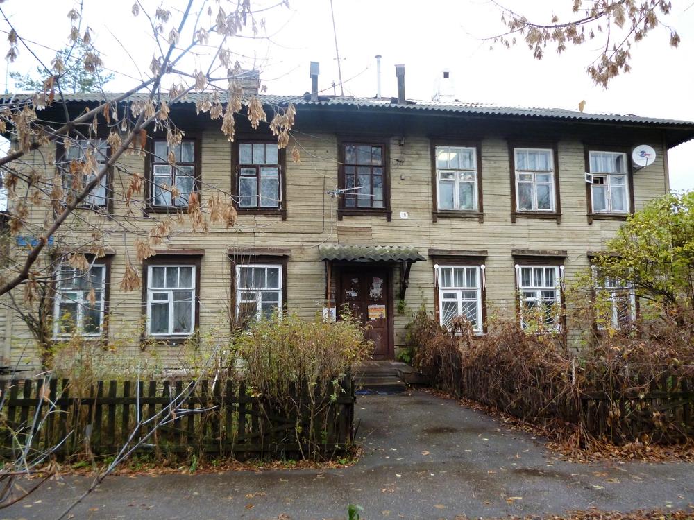Нижегородская область, Нижний Новгород, ул. Тираспольская, 18