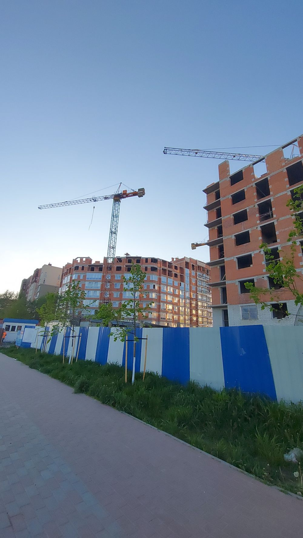 Продажа 2-комнатной новостройки, Калининград