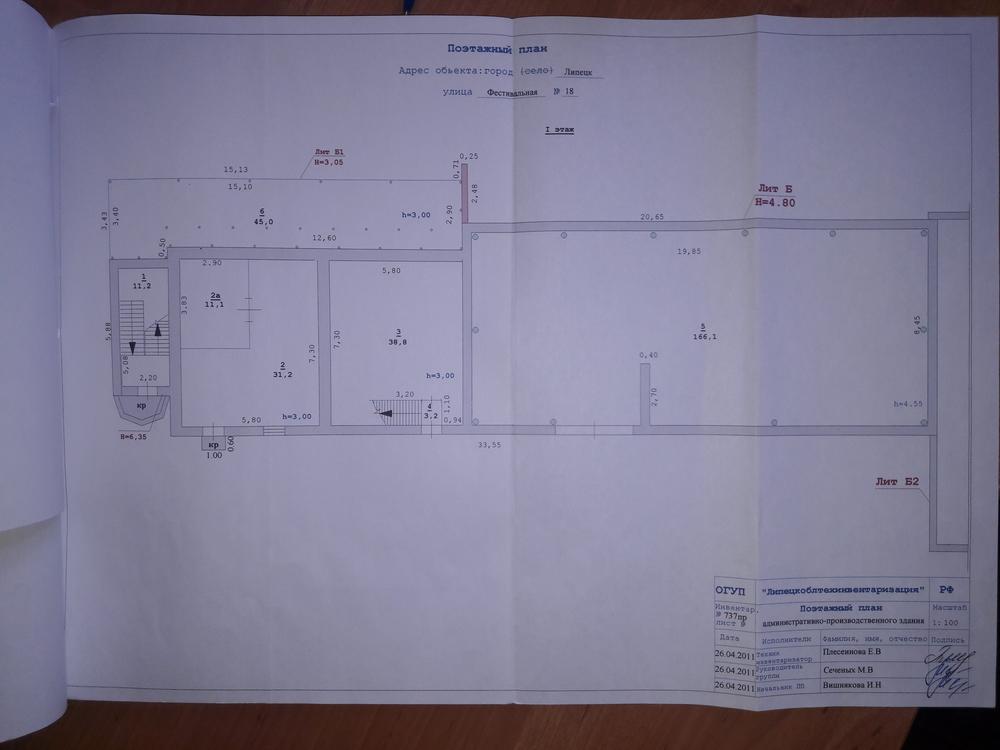 Manufacturing на продажу по адресу Россия, Липецкая область, Липецк, Фестивальная ул., д. 18
