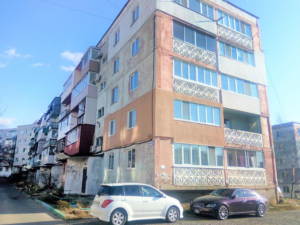 Фото: Двухкомнатная квартира в престижном районе Врангеля