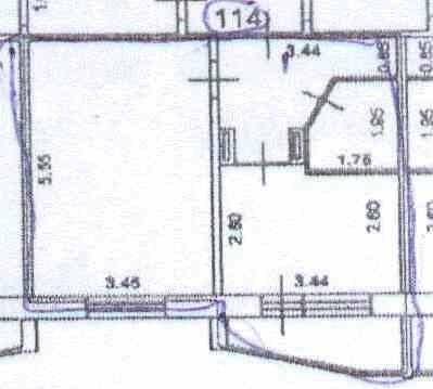 Продам 3-комнатную квартиру в городе Саратов, на улице Исаева, 9, 6-этаж 6-этажного Кирпич дома, площадь: 87/50/12 м2