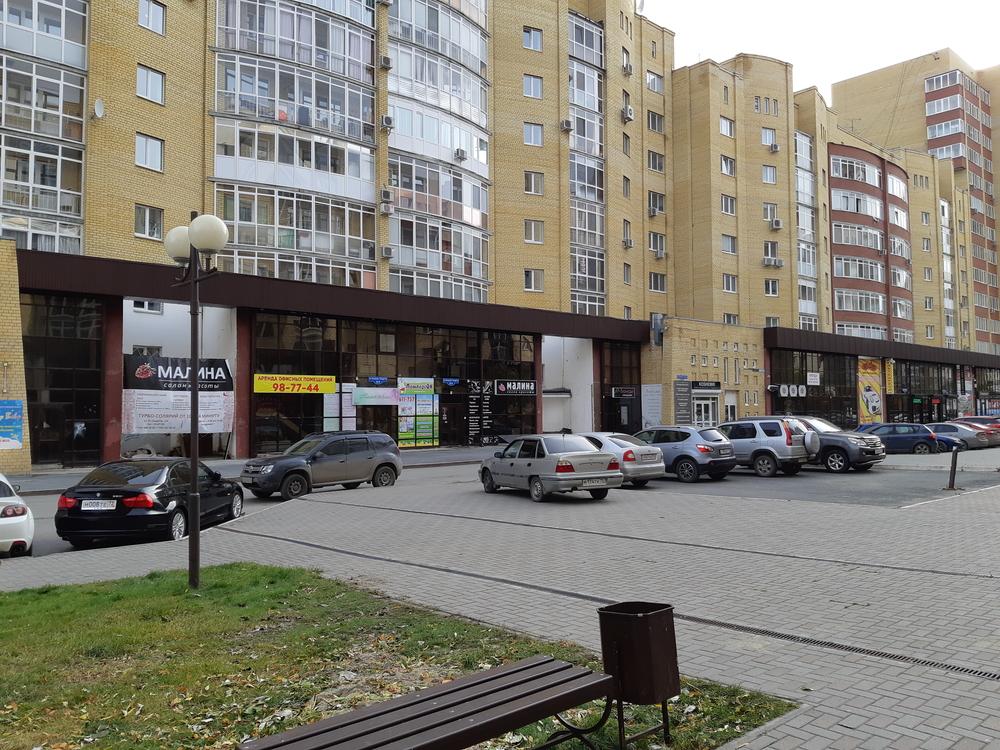 Тюменская область, Тюмень, ул. Николая Гондатти, 2 к.8 4