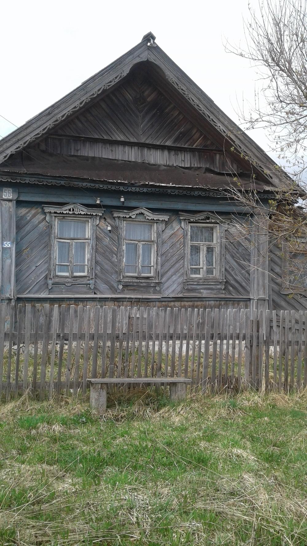 Скрипино, Егорова ул., д. 55, дом кирпичный с участком 15 сот. на продажу