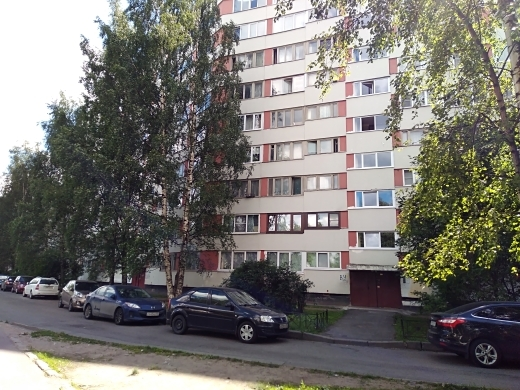 Комната на продажу по адресу Россия, Санкт-Петербург, Санкт-Петербург, Придорожная аллея, д. 21