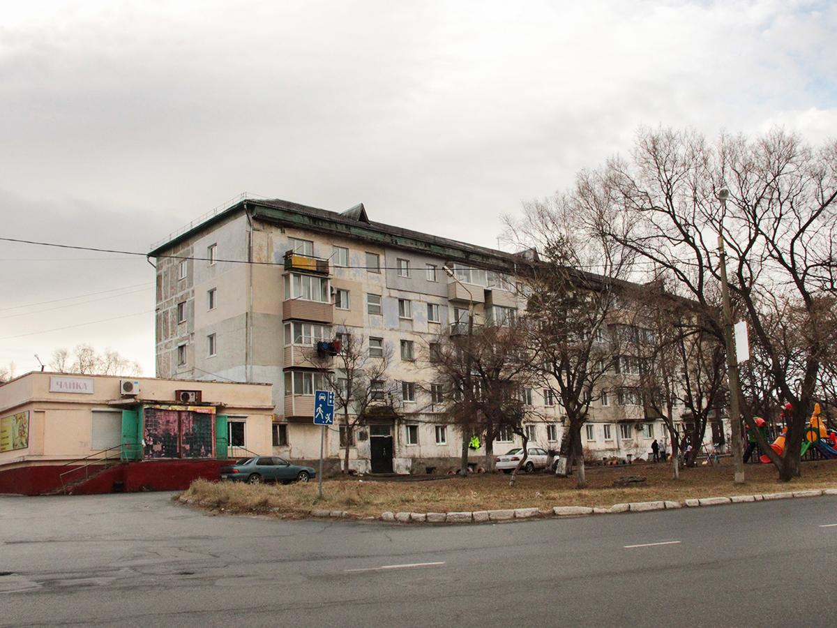 Фото: Хорошая квартира во Врангеле