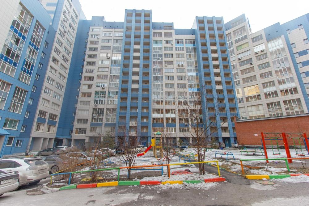 Квартира на продажу по адресу Россия, Новосибирская область, Новосибирск, Горский мкр, д. 1