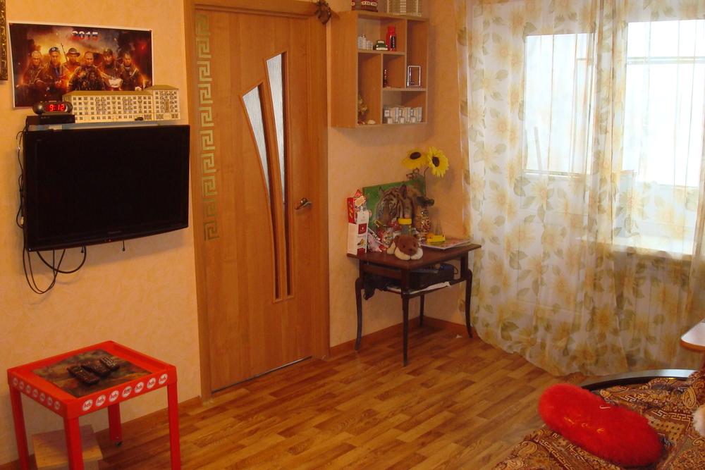Продам 2-комнатную квартиру в городе Саратов, на улице Мясницкая, 73, 5-этаж 5-этажного Кирпич дома, площадь: 44/32/7 м2