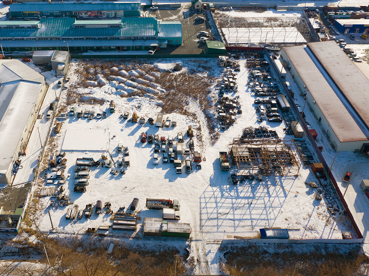Фото: Недвижимость промышленного назначения в районе ТМТ