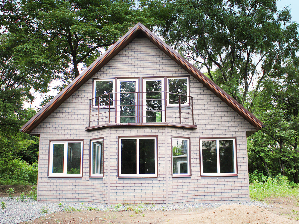 Фото: Дом, в котором Вы будете первым хозяином