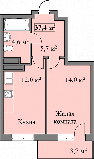 Тамбовская область, Тамбов, ул. Колхозная, 1 к.2, лит.А