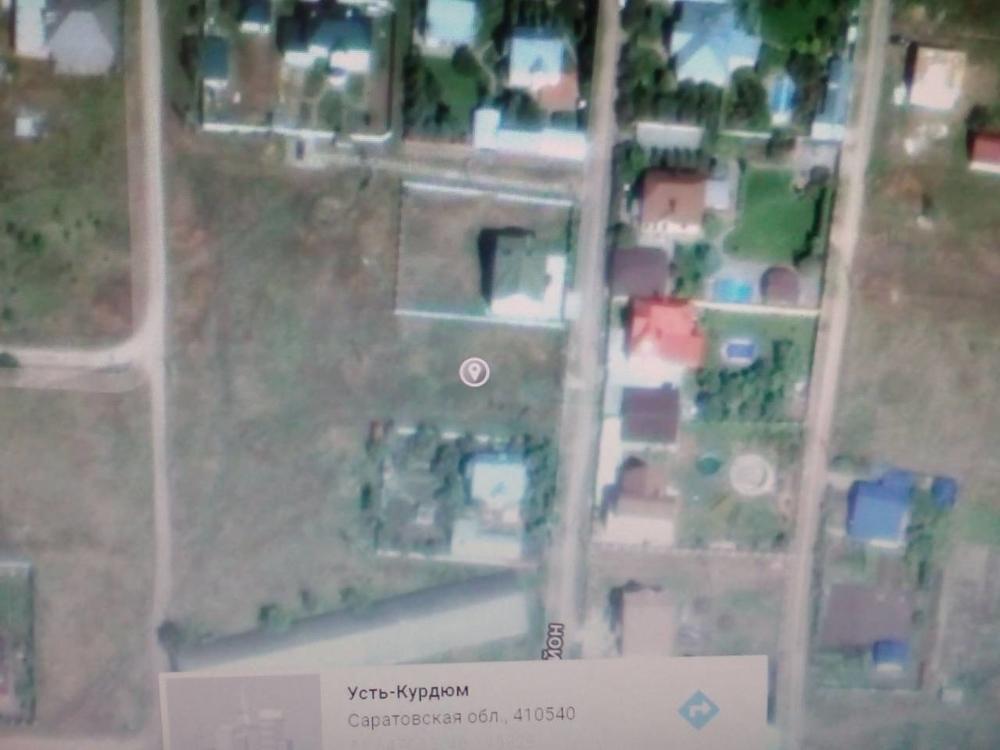 Усть-Курдюм, ул.1-й, 1, площадь: 0  м2, участок: 12 соток.
