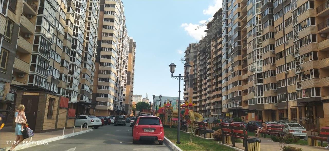 г Краснодар, Душистая, д.79 лит.4 38,15 м²