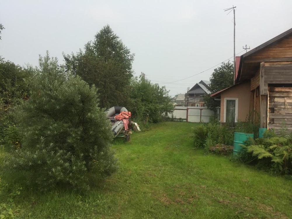 Дом на продажу по адресу Россия, Томская область, Кафтанчиково, Молодежная ул.