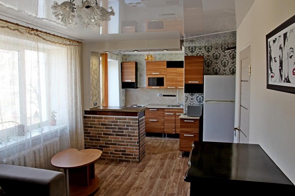 Фото: Двухкомнатная квартира на Малиновского