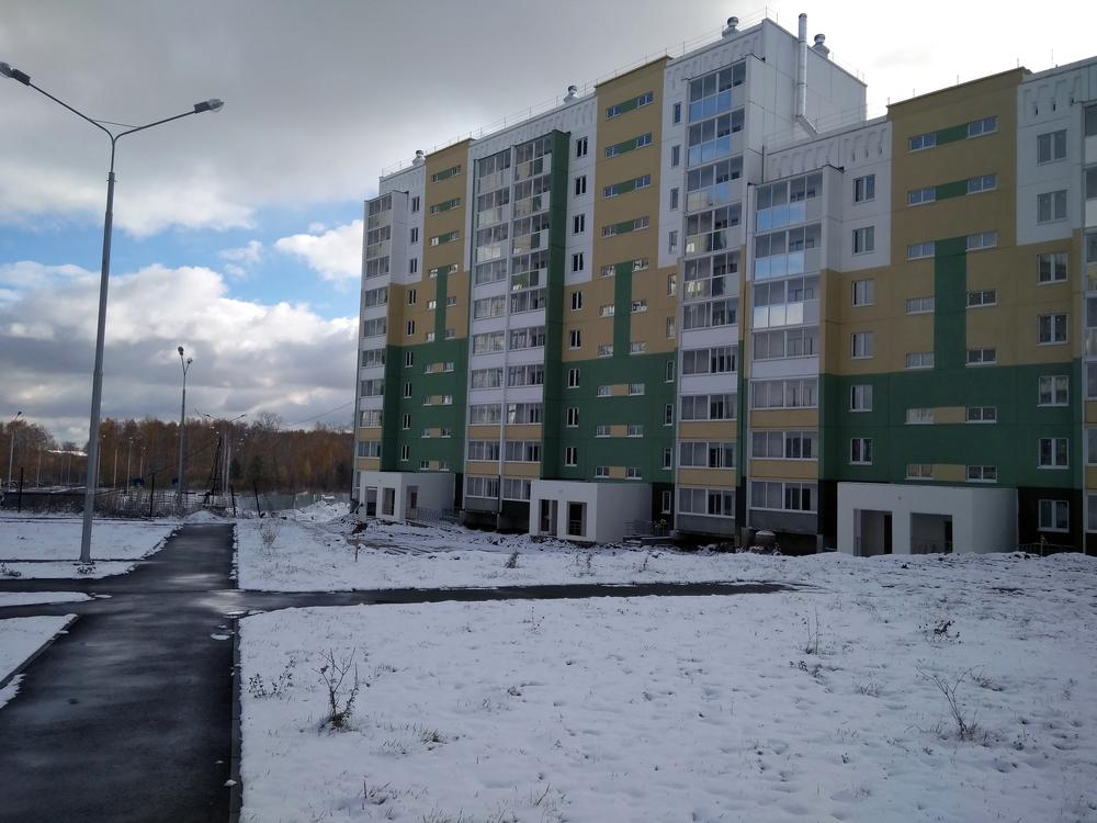Челябинская область, Челябинск, ул. Петра Столыпина, 19