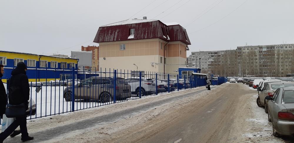 Тюменская область, Тюмень, ул. Пермякова, 59 2