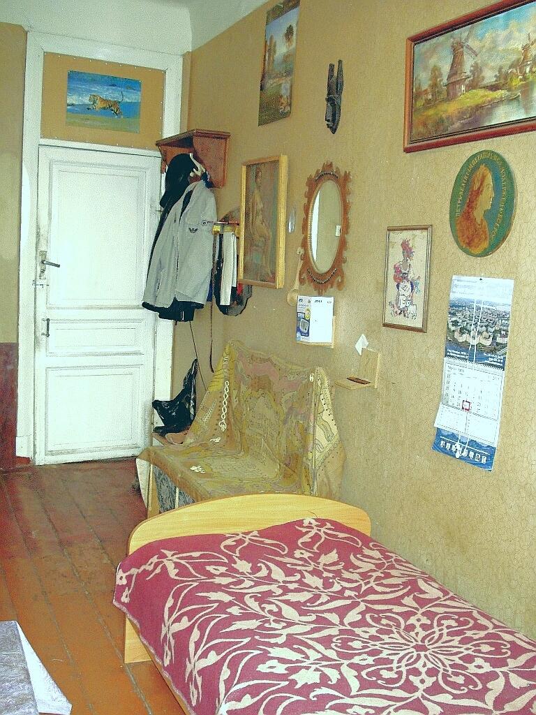 Комната на продажу по адресу Россия, Санкт-Петербург, Санкт-Петербург, Косая линия, д. 24