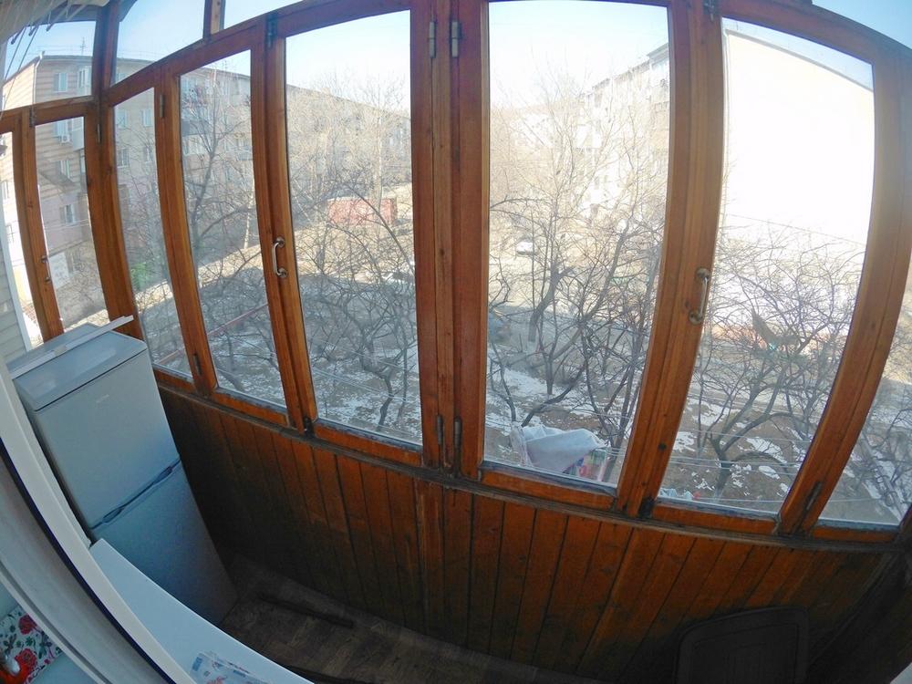 Фото: 1-комнатная квартира с балконом в Южном