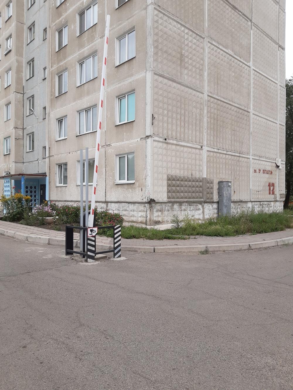 Красноярский край, Сосновоборск, ул. 9 Пятилетки, 12 2