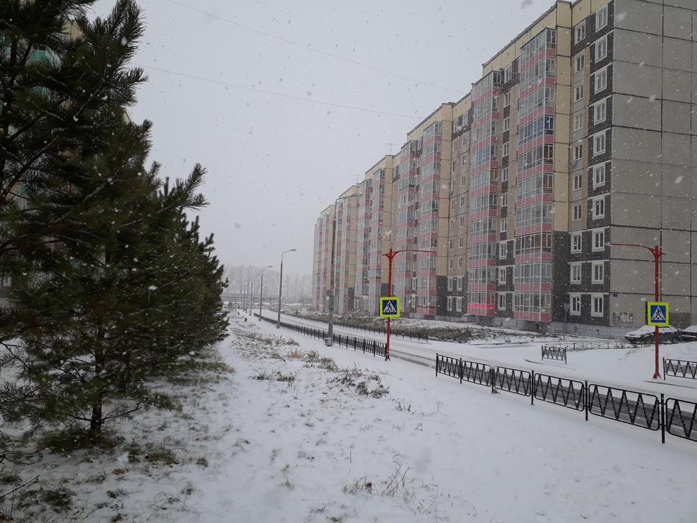 Красноярский край, Сосновоборск, ул. Весенняя, 17 10