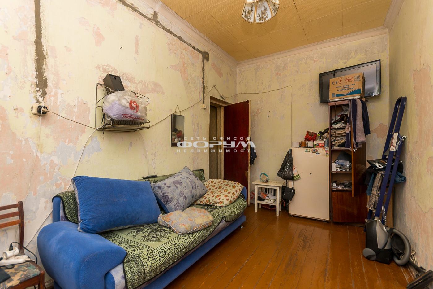 Комната на продажу по адресу Россия, Челябинская область, Челябинск, Сталеваров ул., д. 44