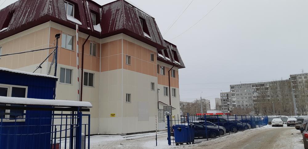 Тюменская область, Тюмень, ул. Пермякова, 59 5