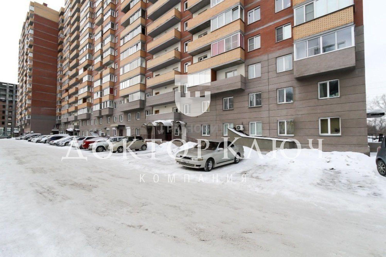 Квартира в аренду по адресу Россия, Новосибирская область, Новосибирск, Добролюбова ул., д. 162/1