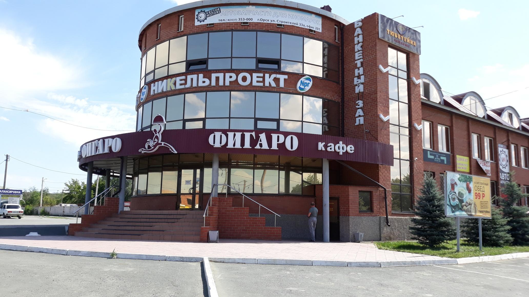 Оренбургская область, Орск, ул. Строителей, 33а