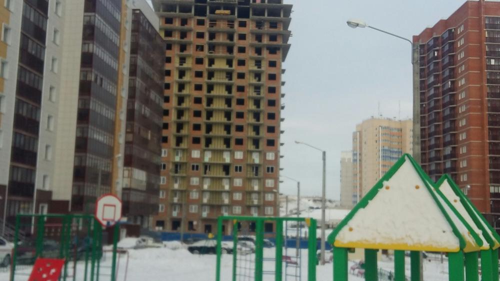 Красноярский край, Красноярск, мкр. 5-й мкр Нанжуль-Солнечный, 4 2