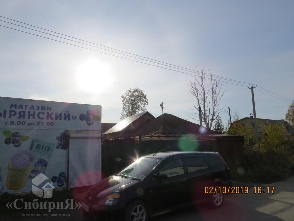 Дом на продажу по адресу Россия, Томская область, Томск, Грибоедова ул., д. 21