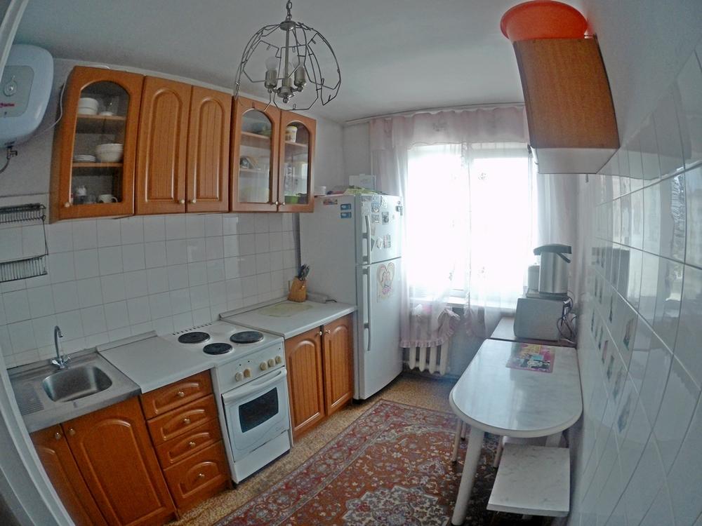Фото: 3-комнатная квартира на Сидоренко