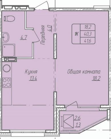 Алтайский край, Барнаул, проезд Северный Власихинский, 116 к.