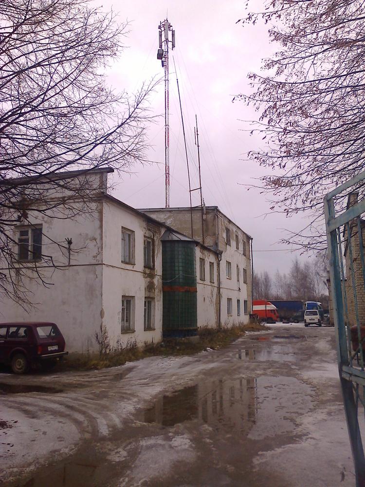г. Кострома, ул. Солониковская, д.3