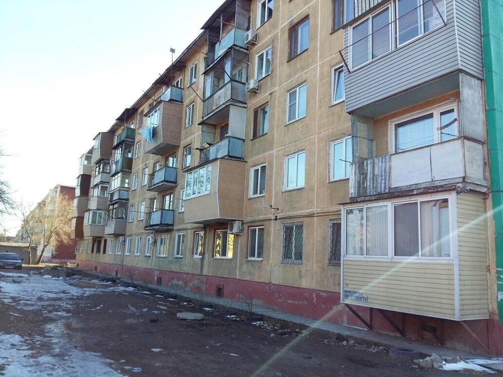 Фото: Продается двухкомнатная квартира на 1 этаже 5ти этажного дома