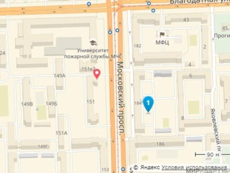 Free Purpose в аренду по адресу Россия, Санкт-Петербург, Санкт-Петербург, Московский пр-кт, д. 151