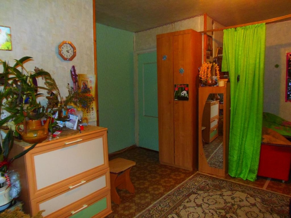 Продаётся 1-комн.               квартира, 10 cот.,  Волжский,               40 квартал, Советская ул, д. 9